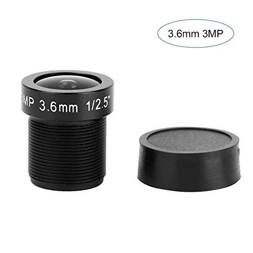Broco 3 MP 3,6 mm brandpuntsafstand veiligheidswaarschuwing CCTV lens intelligente bewaking reserveonderdeel