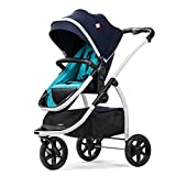 ZhiGe Poussette pour bebe Poussette Bebe haute-avis peut être allongée légère pliable suspension poussette Baby Cart