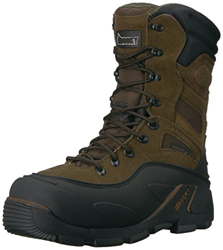 rocky water proof work boots - 2