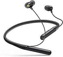 سماعات الرأس ساوند كور لايف U2 بتقنية البلوتوث مع خاصية تشغيل 24 ساعة، ومشغلات 10 مم، مكالمات شفافة بلورية مع ميكروفون...