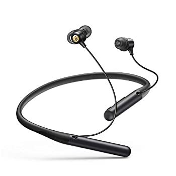 Anker Soundcore Life U2 Bluetooth Neckband Headphones with 24 H Playtime 10 mm Drivers Crystal-Clear Calls with CVC 8.0 USB-C Fast Charging Foldable & Lightweight Build IPX7 Waterproof