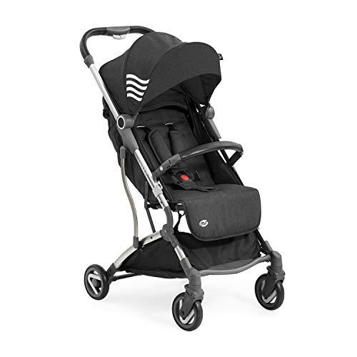 Innovaciones MS Sweet - Silla De Paseo Bebé, Ultraligera y Compacta - Color Negro 21305