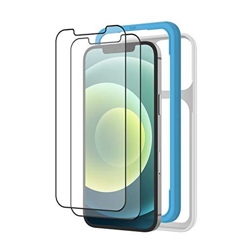 【アンチグレア】 NIMASO iPhone12 / iPhone 12 Pro / iPhone 11 / XR 用 ガラスフィルム 【2枚セット】