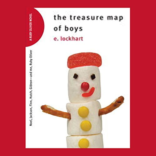 Couverture de The Treasure Map of Boys