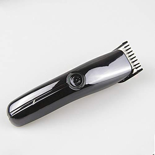 HNLY Haarschneidemaschinen Trimmer Und Haarschneidemaschinen, ZubehöR FüR Detailschneider Multifunktionale Wiederaufladbare USB-Haarschneidemaschinen Selbstbedienbar Waschbar
