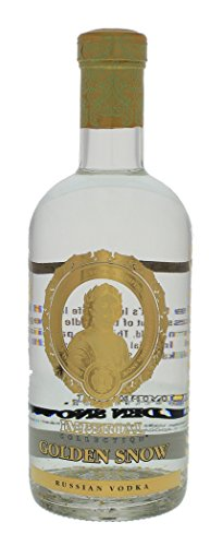 Ladoga Wodka Imperial Collection Golden Snow (1 x 0.7 l)
