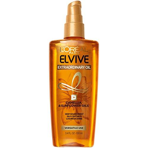 L'Oréal Paris Elvive Extraordinary Oil Deep Nourishing Treatment, 3.4 fl. oz. (Packaging May...