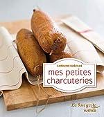 Mes petites charcuteries de Caroline Guézille