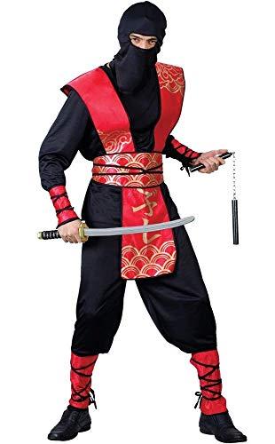 Déguisement costume Homme - Maitre Ninja - Taille M