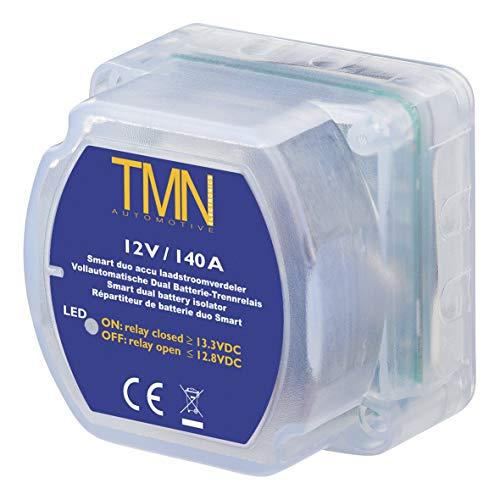 TMN vollautomatisches Dual Batterie Trennrelais 12V 140 Ampere