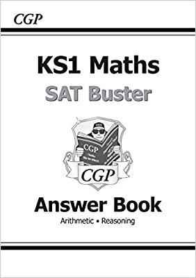 KS1 Maths SAT Buster: Answer Book (for the 2019 tests) (CGP KS1 Maths SATs) by Coordination Group Publications Ltd (CGP)