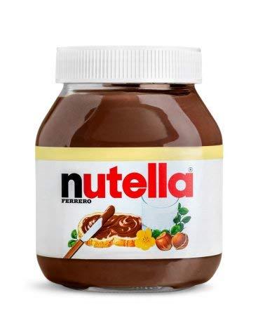 Crema Nutella bote cristal 1Kg