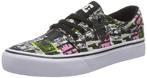 DC Shoes Trase TX SE - Shoes for Kids - Schuhe - Kinder - EU 38 - Mehrfarbig