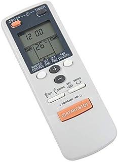 QHAI Acondicionador de Aire Acondicionado, a Distancia de Control Adecuado para Fujitsu AR-DB4 AR-DB6 AR-HG1 Ar-Jw33 AR-DB2 AR-JW11 AR-DB7 KTFST001