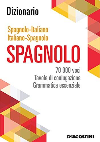 Maxi dizionario spagnolo - italiano, italiano - spagnolo. 70.000 voci, tavole di coniugazione, particolarità grammaticali