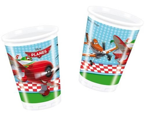 Planes Plastik Party Becher