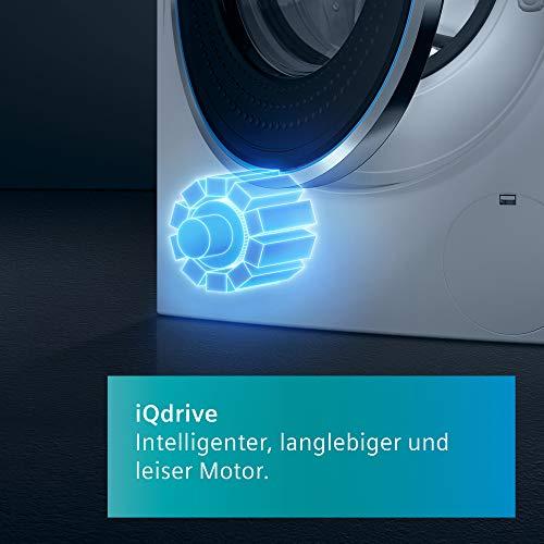 Bild 7: Siemens WM14G400 iQ500