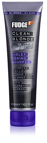 Fudge Clean Blonde Violet Shampoo - 250ml
