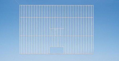 Nobby Zaun, verzinkt, 40 x 40 cm