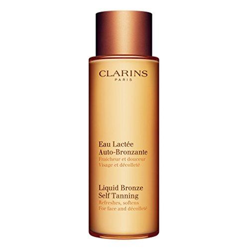 Clarins - Sun Eau Lactee Autobronzante Visage & Decollete 125ml
