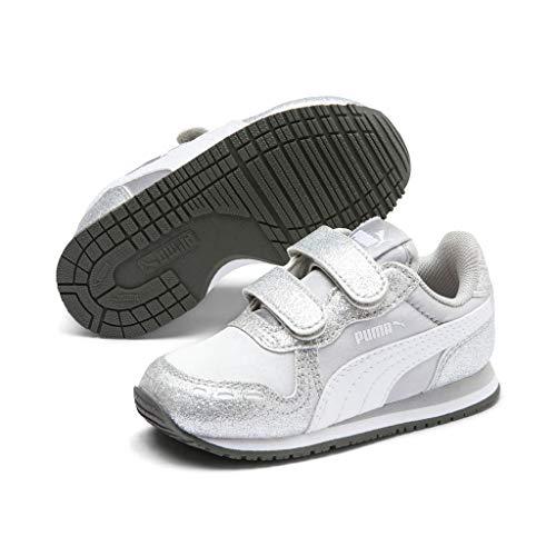 Puma Whirlwind Glitz V Inf Kinder Mädchen Schuhe Sneaker Paradies Pink
