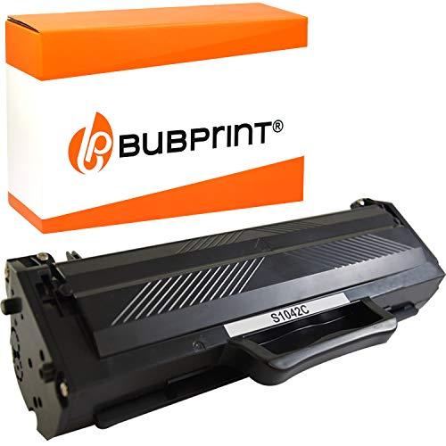 Bubprint Cartuccia Toner Compatibile per Samsung MLT-D1042S, 1500 Pagine, per ML-1660 ML-1665 ML-1670 ML-1675 ML-1860 ML-1865 ML-1865W SCX-3200 SCX-3205, Nero
