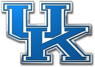 Casey's Kentucky Wildcats Die-Cut NCAA Metal Auto Emblem