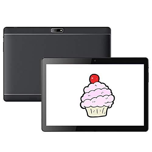 tablet PC multifunción Pantalla HD de 10 Pulgadas Sistema Android de Diez núcleos Dual SIM Conexión de Doble Modo de Espera WiFi Bluetooth GPS PC portátil