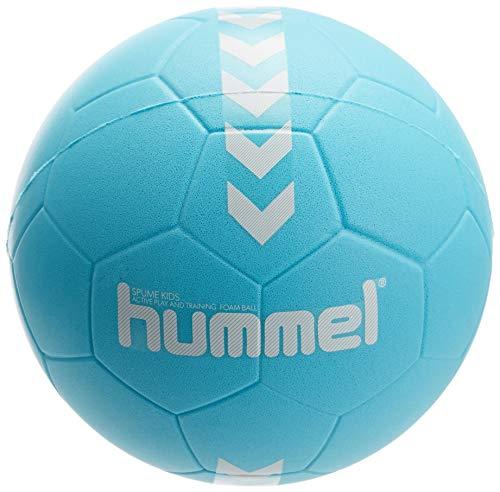 hummel Kinder HMLSPUME Kids-Handball, türkis/Weiß, 0.0