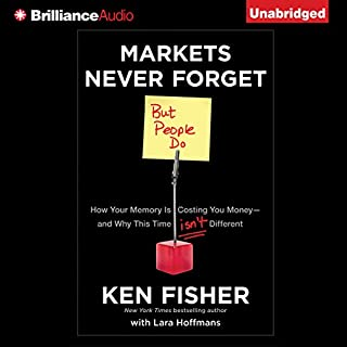 Markets Never Forget (But People Do) audiobook cover art