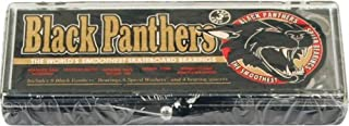 Shortys Abec-3 Black Panthers Bearings by Shorty's