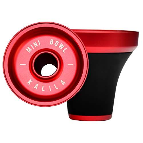 KALILA Premium Bol para tabaco / phunnel - Rojo