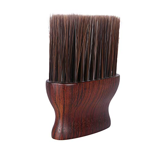 Barber Neck Duster Brush for Hair Cutting, Soft...