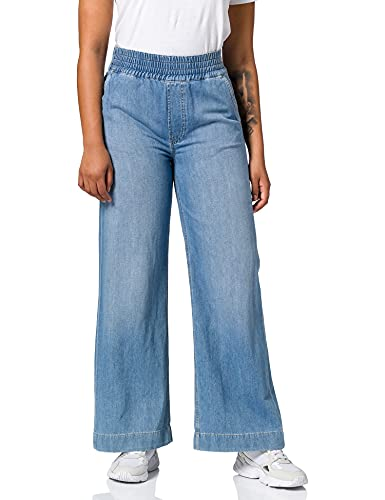 Pepe Jeans Marylou Ocean Blue Jeans, 000denim, 34 para Mujer