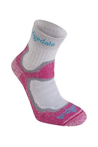 Bridgedale Calcetines deportivos ligeros para mujer Trail Sp