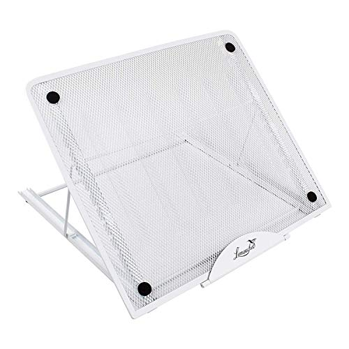 Large Version Adjustable Light Pad Stand, 12 Angle Points Skidding Prevented Drawing Holder for 12 Inches 13.3 Inches 15.6 Inches Huion A2 A3 A4 LED Tracing Light Board & Diamond Painting
