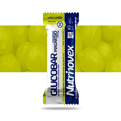 Barrita energética Glucobar con vitaminas,...