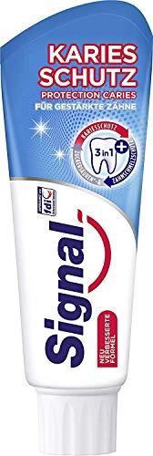 Signal Zahnpasta Kariesschutz, 75 ml