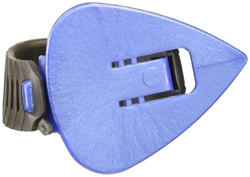 TABギターピックフラットピックnine9ティアドロップTE127-MBL×GY(MEDIUM)