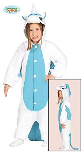 Guirca 87635 - Pyjama Licorne pour Enfant, Taille 10-12 Ans