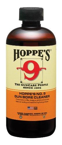 Hoppe's No. 9 Gun Bore Cleaning Solvent, 1-Quart Bottle