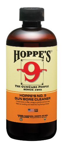 Hoppe's No. 9 Gun Bore Cleaning Solvent, 1-Quart Bottle