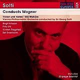 Solti Conducts Wagner: Tristan & Isolde / Die Walküre [5CD Box Set]