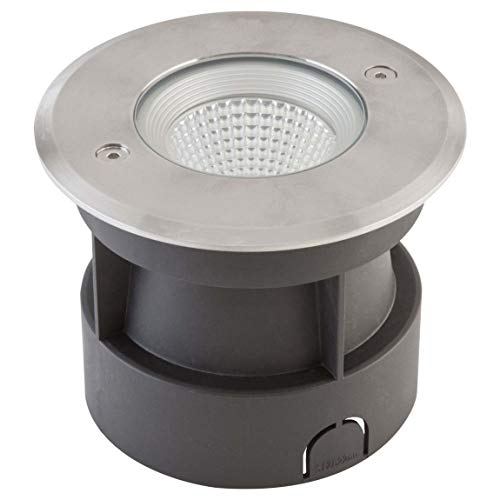 EVN P-LED-Bodeneinbauleuchte 3000K 230V IP67 PC67106002N eds