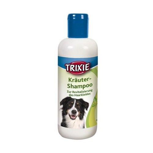 Shampooing aux herbes trixie 250 ml revitaliser le poil