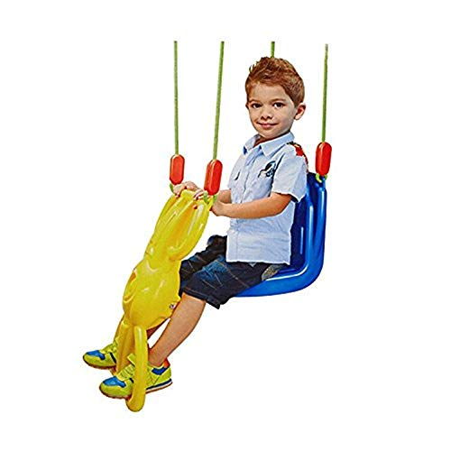 COLORTREE Heavy Duty Glider Swing for Kids Fun Swing Seat (Need Heavy Duty Swing Hangers, Not Included)