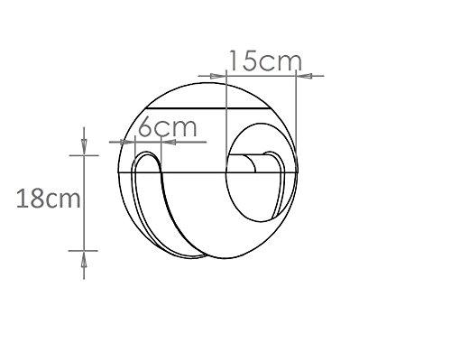 rephorm® ballcony birdball (graphit) - 4