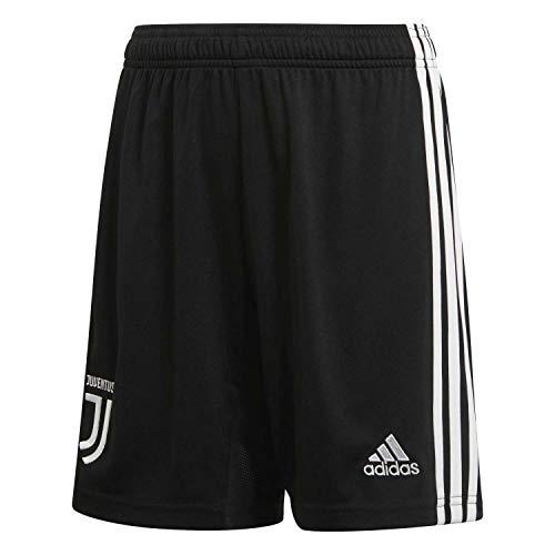 adidas Juventus Home Pantaloncino da Calcio, Uomo, Nero/Bianco, L
