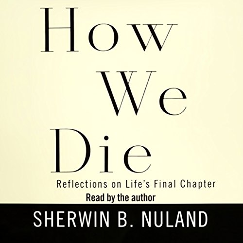 How We Die audiobook cover art