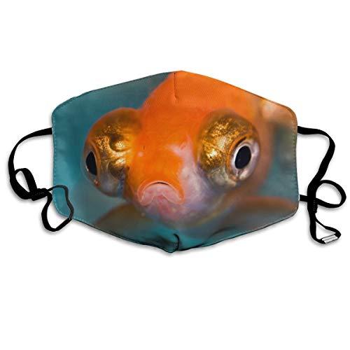 Downloaden Geweldige Telescoop Goudvis Aquarium - Unisex Volledige Dekking Buis Gezicht Masker Bandanas UV Bescherming Hals Gaiter Hoofdband
